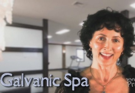 Skin Care Tips On Video 01: Galvanic Spa