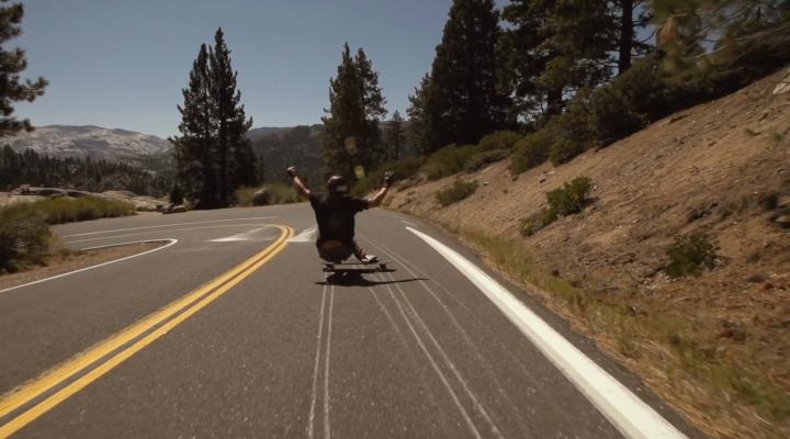 Arbor Skateboards Wall Street