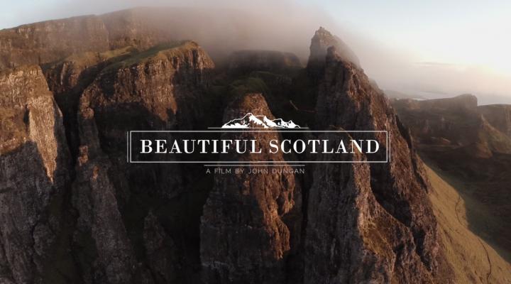 The beauty of Scotland
