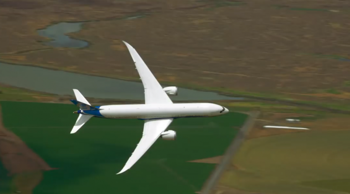 Boeing Preps the 787-9