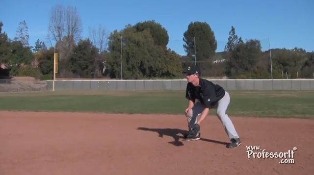 Baseball Lessons Drills For Infield 1 and 2 – Hops And Picks