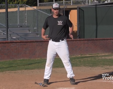 Baseball Lessons Hitting Drills 4 – Power From The Hips