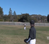 Baseball Lessons Outfield Drills 3 – 3-Ball Drill