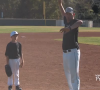 Baseball Lessons Proper Throwing 2 – Lower Body