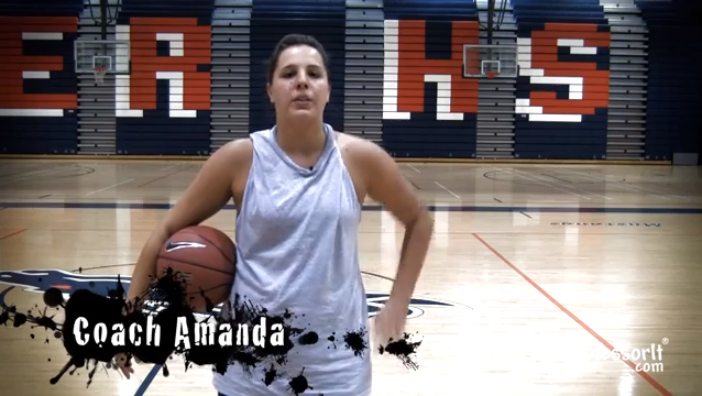 Basketball Lessons On Video – Coach Amanda