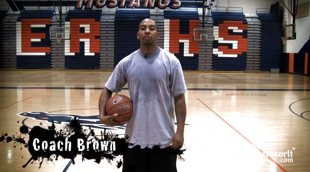 Basketball Lessons On Video – Coach Brown