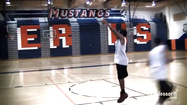 Basketball Lessons On Video Episode 12 – The Arch Shooting Drill