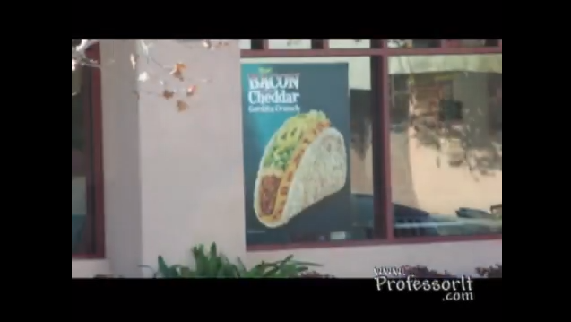 Fast Food Nutrition Tips 7 – TacoBell