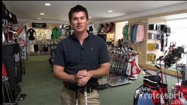 Golf Lessons: GAPIT ClubSelection