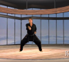 Karate Lessons With Roger Lacombe – Kicking