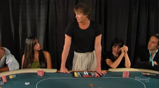Poker Tips: On the Rail Again