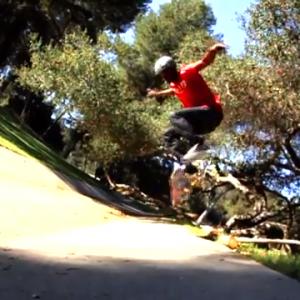Skateboarding Tricks 14: Crooked Grind