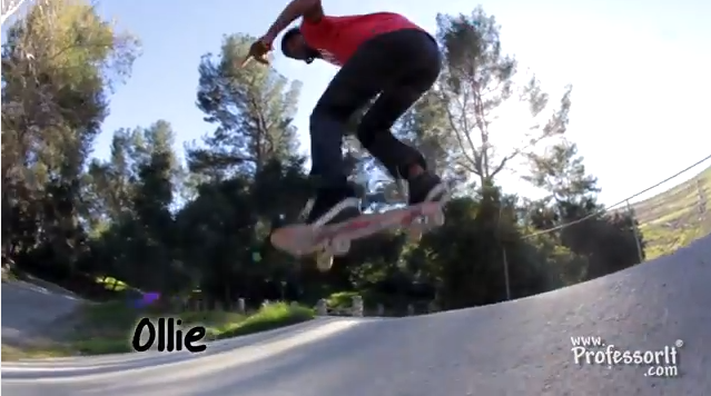Skateboarding Tricks 4: Ollie
