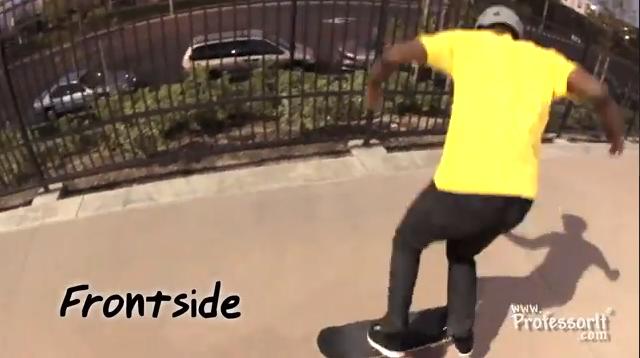 Skateboarding Tricks 5: 180