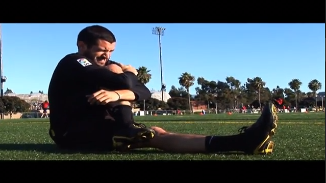 Soccer Lessons On Video 9: How To Get Noticed
