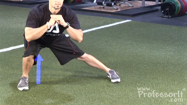 Strength Training Tutorials 3: Warm-up