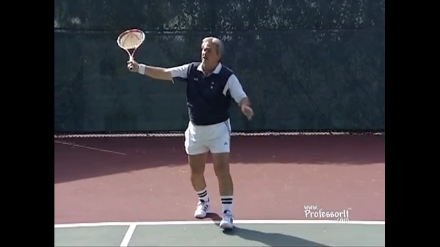 Tennis Lessons On Video Episode 11 Return Serve