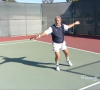 Tennis Lessons On Video Episode 9 The Serve