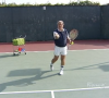 Tennis Lessons On Video Episode 29 Stay Focused