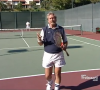 Tennis Lessons On Video Episode 20 Backhand Underspin Drive