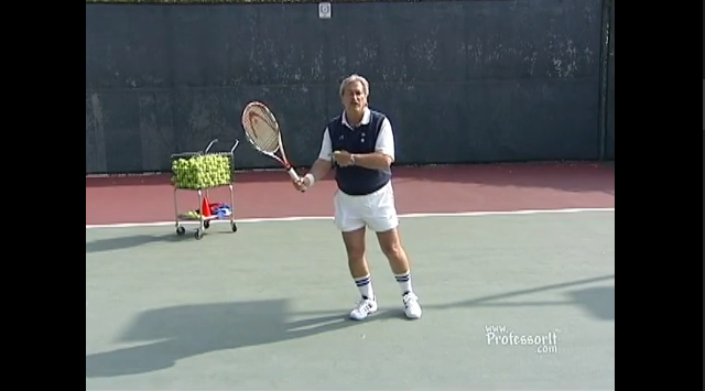 Tennis Lessons On Video Episode 23 Forehand Drop Shot