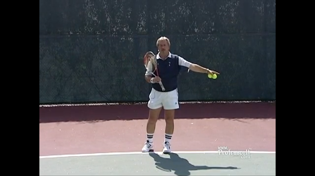 Tennis Lessons On Video Episode 30 Percentage Tennis