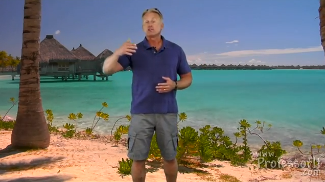 Travel Guide On Video 03: Best Beaches of the South Pacific
