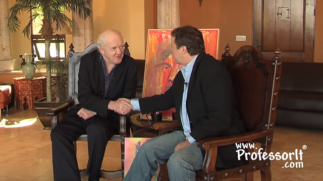 Acting Tips From Richard Herd
