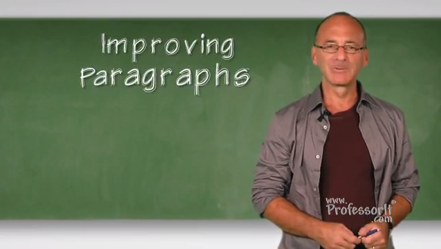 SAT Prep – Improving Paragraphs