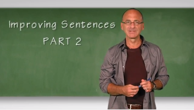 SAT Prep – Improving Sentences Part 2