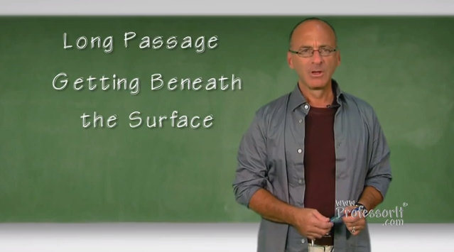 SAT Prep – Long Passage Pt.2