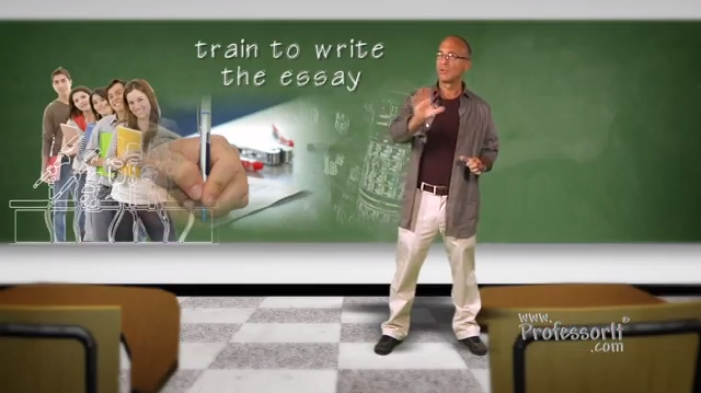 SAT Prep – Train to Write the Essay
