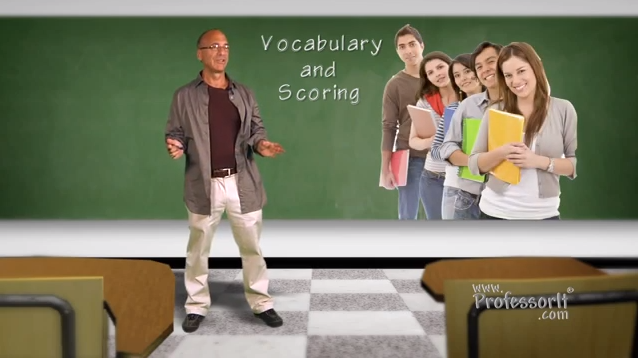 SAT Prep – Vocabulary:Scoring