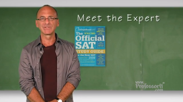 SAT Prep – Your Tutor